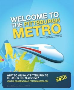 Pittsburgh2050 Metro