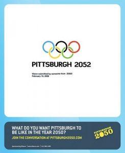 Pittsburgh2050 Olympics