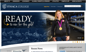 Ithaca College Higher Education Brand Strategy