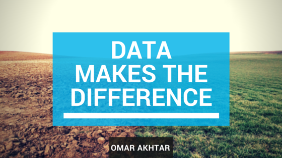 Data Makes The Difference