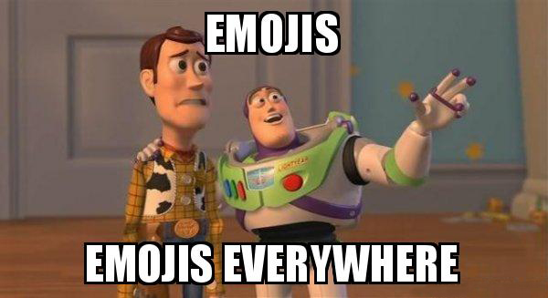 emojis-emojis-everywhere
