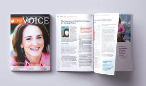 Association Magazine Print Design